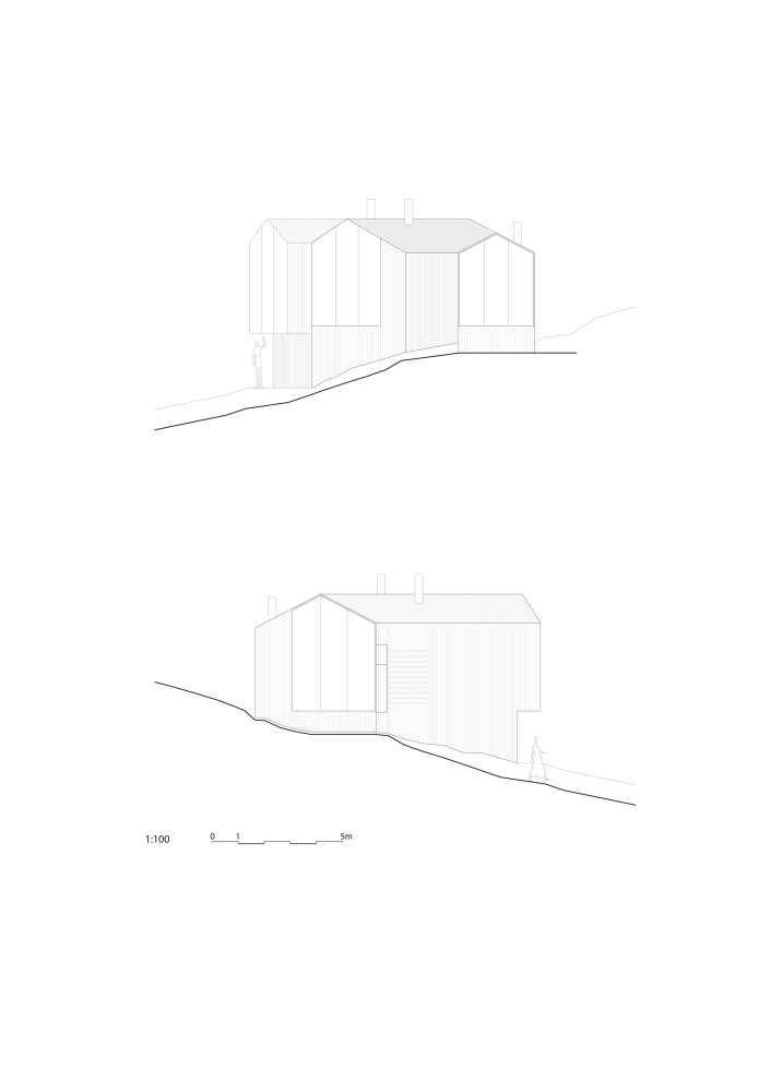 52f1d443e8e44e6111000118_split-view-mountain-lodge-reiulf-ramstad-arkitekter-as_havsdalen_elevation_e_and_w_1-100-rra
