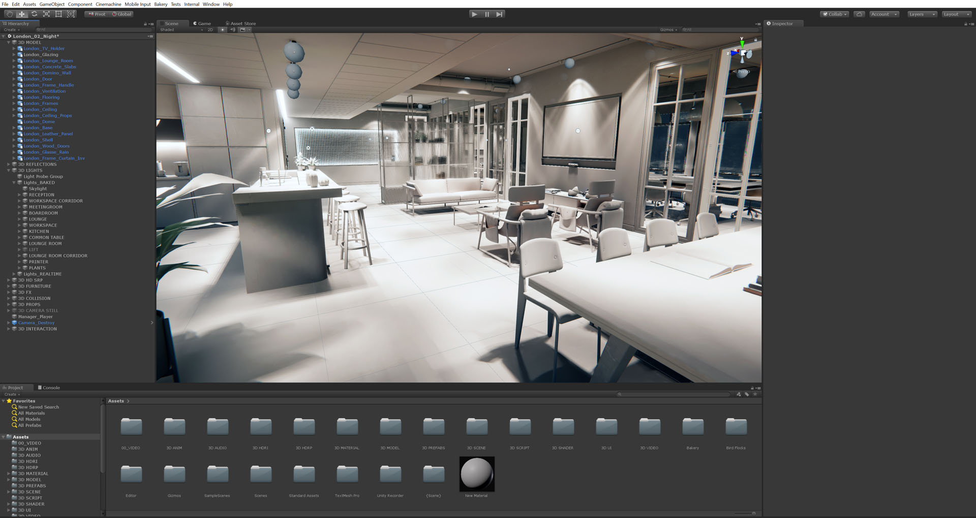 Making_of_VRE_for_ArchViz_with_Unity-light baked